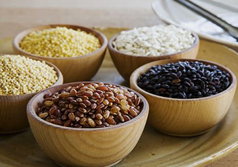 Some grains have complex carbs