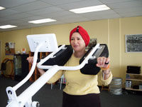 Curves has great exercise equipment