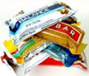 Nutrition Bars you can buy in health food stores
