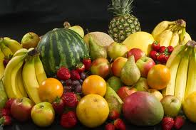 Whole fruits