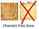 All chametz should be given away or sealed so it can't be used on Passover
