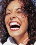 Laughing makes you less stressed