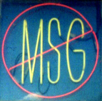 MSG is a hidden ingredient in many products