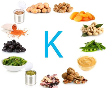 Vitamin K picture of food that has vitamin K