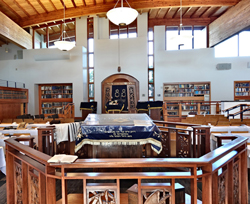 Sanctuary of Adat Yeshurun in La Jolla, California
