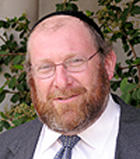 Rabbi Jeff Wohlgerlernter of Adat Yeshurun in La Jolla, California