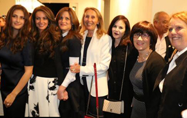 Kids, Young Adults & women at an event for Young Israel of Beverly Hills in Beverly Hills, Los Angeles