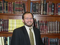 Rabbi Yehoshua Fromovitz is the Rabbi of the Ahavas Torah Center in Henderson, Nevada