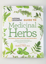 A book about herbs that heal