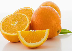Oranges are good for your brain