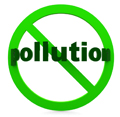 Pollution can cause COPD