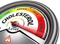 Watch your cholesterol & if it is too high there is a lot you can do to lower it