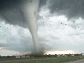 Say this bracha if you see a tornado, hurricane or an earthquake happens