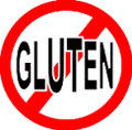 Those allergic to Gluten-Free appreciate this sign on food packaging