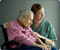 Check on your caregiver